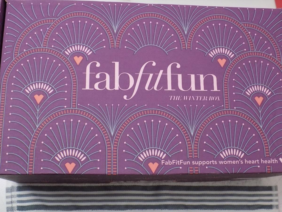 Last season FabFitFunBox!!!