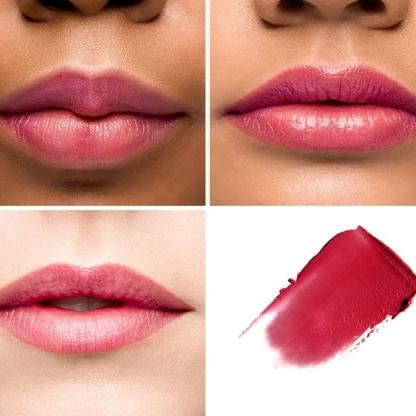 Crimson — Raspberry Rouge Sheer