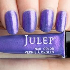 Aloha (Boho Glam) — Ultraviolet Iridescent Chrome