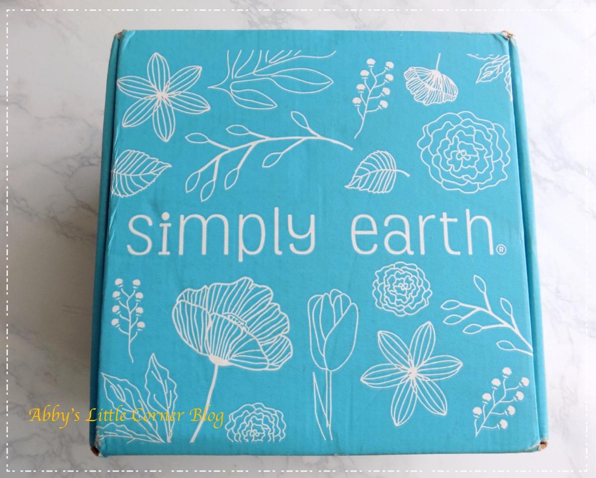 Simply Earth May 2018 + BonusBox