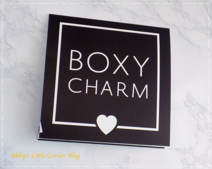 BoxyCharm September 2018 Spoilers